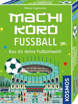 Machi Koro Fußball von Suganuma,  Masao