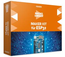 Mach's einfach: Maker Kit für ESP32 von Spanner,  Dr. Günter