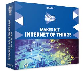 Mach's einfach: Maker Kit für Internet of Things von Kainka,  Fabian