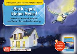 Mach's gut, kleine Meise! Kamishibai Bildkartenset. von Friedrich SDB,  Alfons, Lefin,  Petra, Reiner,  Martina