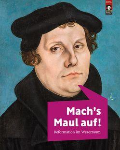 Mach's Maul auf! von Bischoff,  Michael, Borggrefe,  Heiner, Haberland,  Detlef, Lüpkes,  Vera