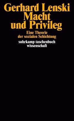Macht und Privileg von Herkommer,  Hanne, Lenski,  Gerhard