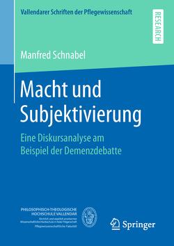 Macht und Subjektivierung von Schnabel,  Manfred