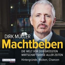 Machtbeben von Müller,  Dirk