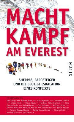 Machtkampf am Everest von Piper Verlag