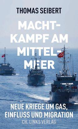 Machtkampf am Mittelmeer von Seibert,  Thomas