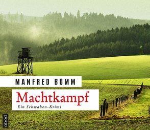 Machtkampf von Bomm,  Manfred, Lühn,  Matthias