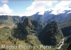 Machu Picchu – Peru (Wandkalender 2019 DIN A2 quer) von Alboter