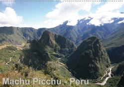 Machu Picchu – Peru (Wandkalender 2020 DIN A2 quer) von Alboter