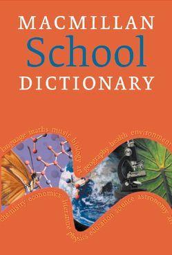 Macmillan School Dictionary von Macmillan Publishers