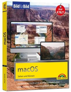 macOS Big Sur Bild für Bild – die Anleitung in Bilder – ideal für Einsteiger und Umsteiger von Kiefer,  Philip