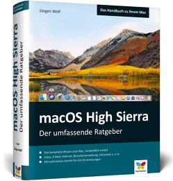 macOS High Sierra von Wolf,  Jürgen