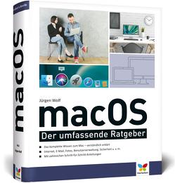 macOS Mojave von Wolf,  Jürgen