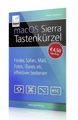 macOS Sierra Tastenkürzel von Szierbeck,  Johann