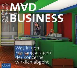 Mad Business von Bartussek,  Joerg, Lühn,  Matthias, Weyergraf,  Oliver