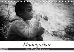 Madagaskar: Alltag, Menschen und Momente (Tischkalender 2020 DIN A5 quer) von Schade,  Teresa