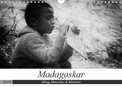 Madagaskar: Alltag, Menschen und Momente (Wandkalender 2019 DIN A4 quer) von Schade,  Teresa