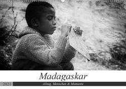Madagaskar: Alltag, Menschen und Momente (Wandkalender 2021 DIN A2 quer) von Schade,  Teresa