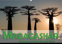 Madagaskar – Geheimnisvolle Insel im Indischen Ozean (Wandkalender 2019 DIN A2 quer) von Pohl,  Gerald