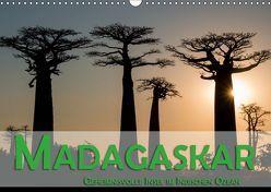 Madagaskar – Geheimnisvolle Insel im Indischen Ozean (Wandkalender 2019 DIN A3 quer) von Pohl,  Gerald