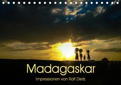 Madagaskar – Impressionen von Rolf Dietz (Tischkalender 2020 DIN A5 quer) von Dietz,  Rolf