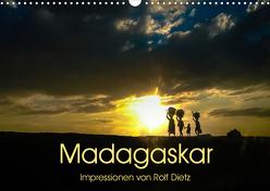 Madagaskar – Impressionen von Rolf Dietz (Wandkalender 2020 DIN A3 quer) von Dietz,  Rolf
