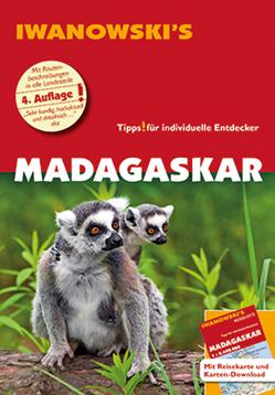 Madagaskar – Reiseführer von Iwanowski von Rohrbach,  Dieter