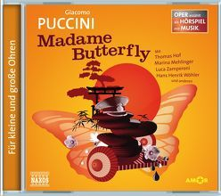 Madame Butterfly von Petzold,  Bert Alexander, Puccini,  Giacomo
