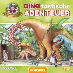 Madame Freudenreich: Dinotastische Abenteuer Vol. 1 von Blubacher,  Thomas, Ihle,  Jörg, Siebeck,  Oliver
