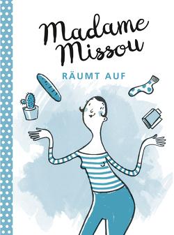 Madame Missou räumt auf von Große-Holtforth,  Isabel, Missou,  Madame
