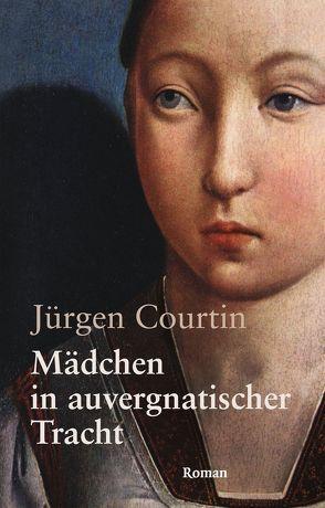 Mädchen in auvergnatischer Tracht von Courtin,  Jügen, Nees,  Isolde