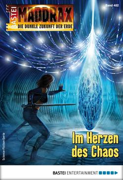 Maddrax 482 – Science-Fiction-Serie von Back,  Ansgar