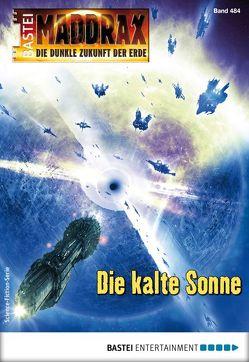 Maddrax 484 – Science-Fiction-Serie von Weinland,  Manfred