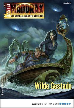 Maddrax 492 – Science-Fiction-Serie von Hary,  Ben Calvin, Vennemann,  Sascha