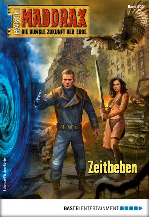 Maddrax 500 – Science-Fiction-Serie von Vennemann,  Sascha
