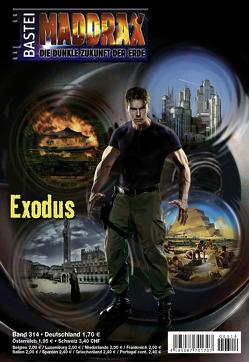 Maddrax – Folge 314 von Stern,  Michelle