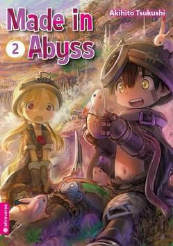 Made in Abyss 02 von Tsukushi,  Akihito