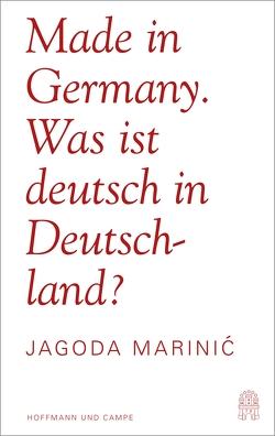 Made in Germany von Marinic,  Jagoda