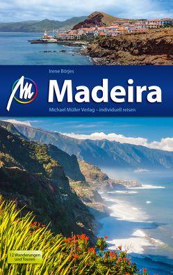 Madeira von Börjes,  Irene