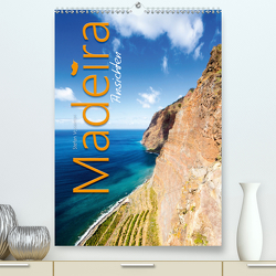 Madeira Ansichten (Premium, hochwertiger DIN A2 Wandkalender 2021, Kunstdruck in Hochglanz) von Vossemer,  Stefan