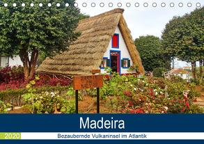 Madeira – Bezaubernde Vulkaninsel im Atlantik (Tischkalender 2020 DIN A5 quer) von Otto,  Jakob