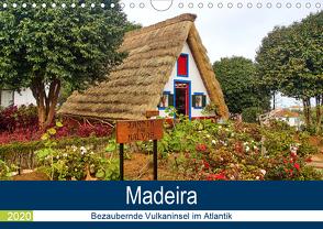 Madeira – Bezaubernde Vulkaninsel im Atlantik (Wandkalender 2020 DIN A4 quer) von Otto,  Jakob