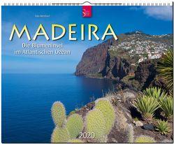 Madeira – Die Blumeninsel im Atlantischen Ozean von Bernhart,  Udo