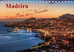 Madeira – Eine Perle des Atlantiks (Tischkalender 2019 DIN A5 quer) von Claude Castor I 030mm-photography,  Jean