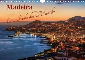 Madeira – Eine Perle des Atlantiks (Wandkalender 2018 DIN A4 quer) von Claude Castor I 030mm-photography,  Jean