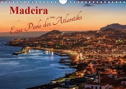 Madeira – Eine Perle des Atlantiks (Wandkalender 2019 DIN A4 quer) von Claude Castor I 030mm-photography,  Jean