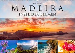 Madeira – Insel der Blumen 2020 (Wandkalender 2020 DIN A2 quer) von Bradley,  Marc