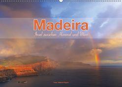 Madeira, Insel zwischen Himmel und Meer (Wandkalender 2019 DIN A2 quer) von Pappon,  Stefanie