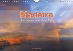 Madeira, Insel zwischen Himmel und Meer (Wandkalender 2019 DIN A4 quer) von Pappon,  Stefanie
