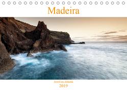 Madeira – Juwel im Atlantik (Tischkalender 2019 DIN A5 quer) von Nordbilder
